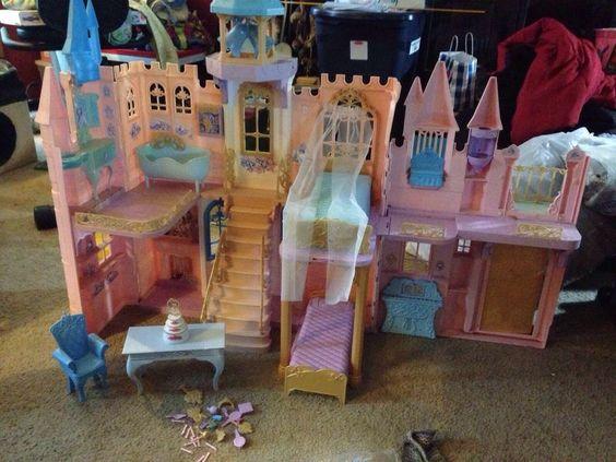 Mattel Barbie Palaces And Barbie On Pinterest