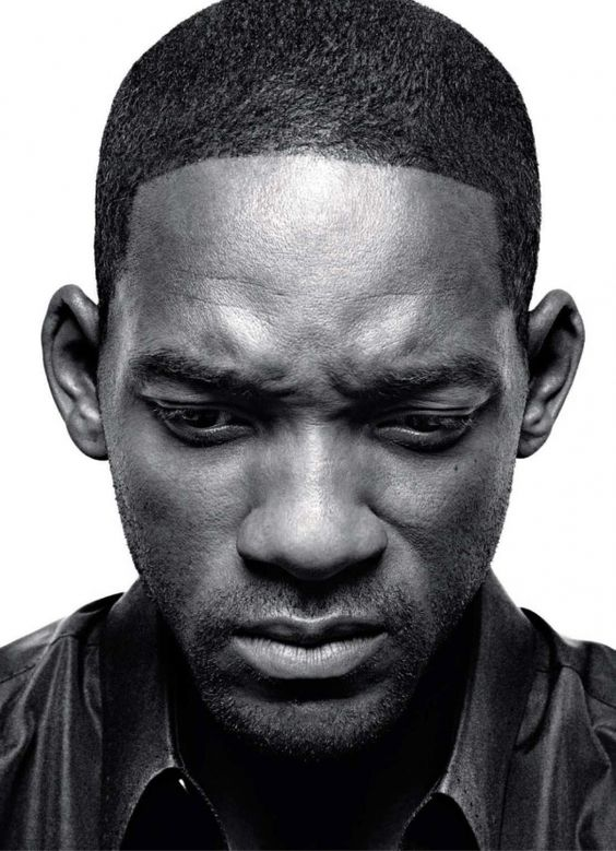 Will Smith. Growing up I always looked up to him. Now that I'm older, I understand why.