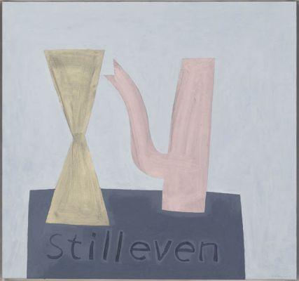 Stilleven - 2005 - 80 x 85 cm   Olieverf op doek