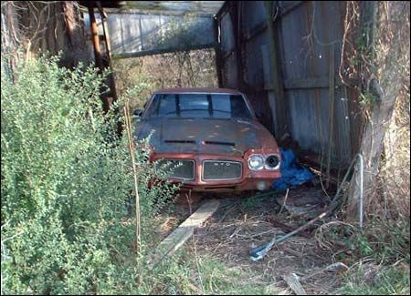 Barn Find 71 GTO Appreciated By Motorheads Performance Classiccarssanantonio