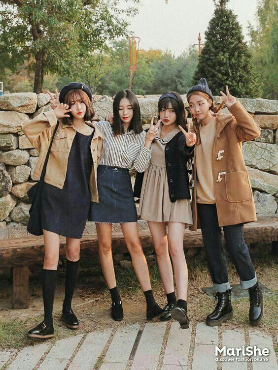 1 You As Kpop Idol Korean Fashion Trends Korean Street Fashion Korean Outfits