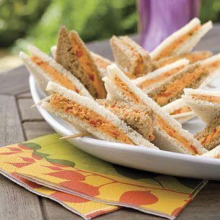 pimento cheese sandwiches pimento cheese dips cheese sandwhiches ...