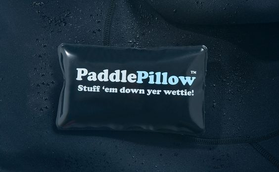 Surf longer and paddle stronger with PaddlePillow