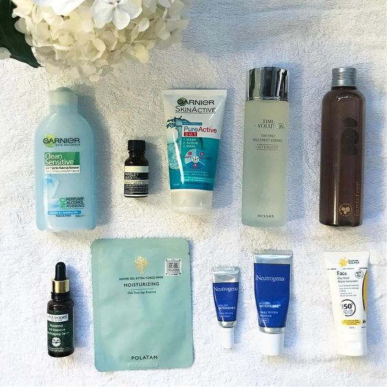 """Jacq Chan-Chan (@jacqchanchan) on Instagram: """"Trying the 10-step Korean skincare regime for 2 weeks  1. Oil-based cleanser 2. Water-based…"""""""