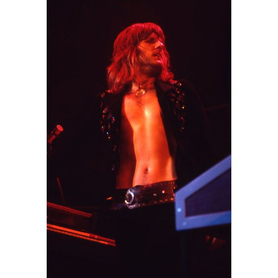 Keith Emerson Rock and Roll by PostPorterPhotoworks on Etsy