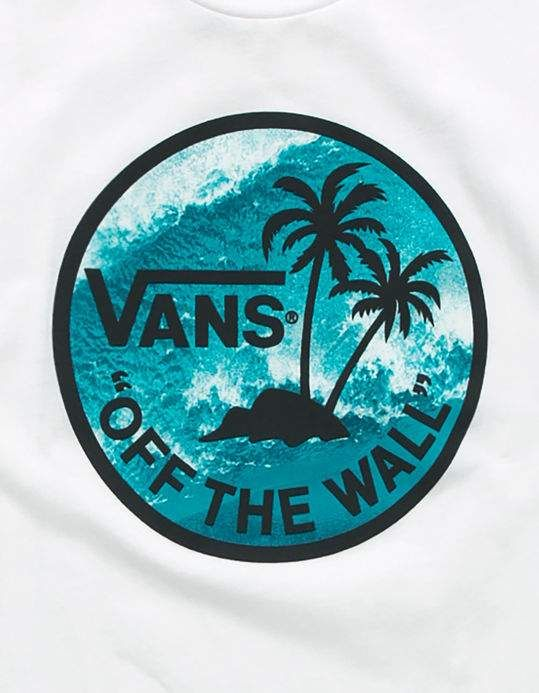 Vans Palm Logo Boys T Shirt With Images Iphone Wallpaper Vans