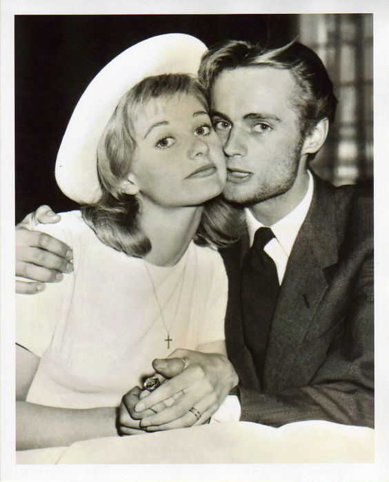 Image result for david mccallum and jill ireland