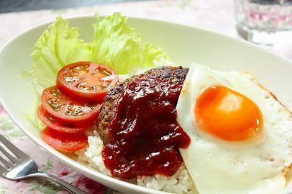 ロコモコ丼レシピ集