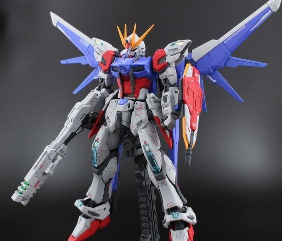 18 Rg Gundam Build Strike Full Package Review Wallpapers