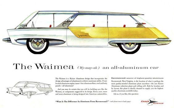 Kaiser Waimea Prototype