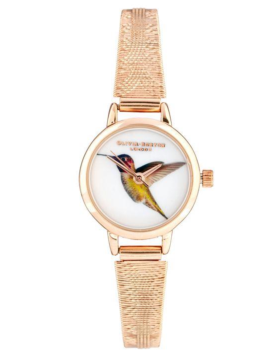 Armbanduhr Kolibri
