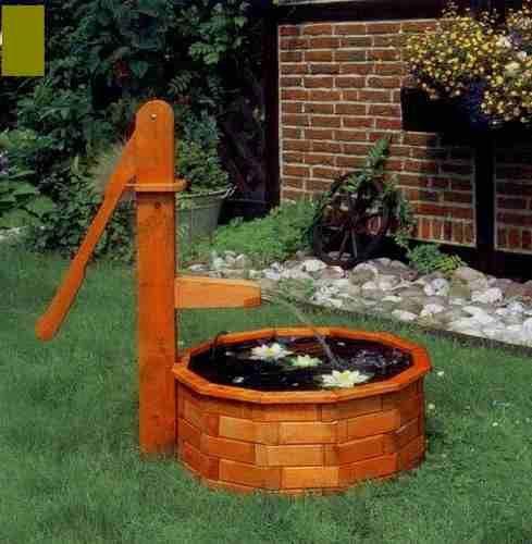 Adornos de madera para el jardin buscar con google for Decoraciones de jardines