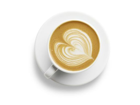 Learn how to pour an artsy latte like the pros thanks to Food Network Magazine.