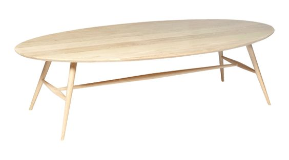Simple almost Ercol style coffee table 650 Hillarys Pinterest