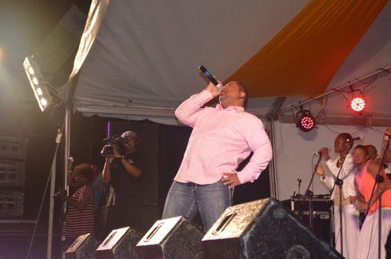 Junior Tucker #Gospelfest #Barbados