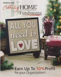 Celebrating Home Fundraising - (Home Interiors, H) Easy to sell cookie ...
