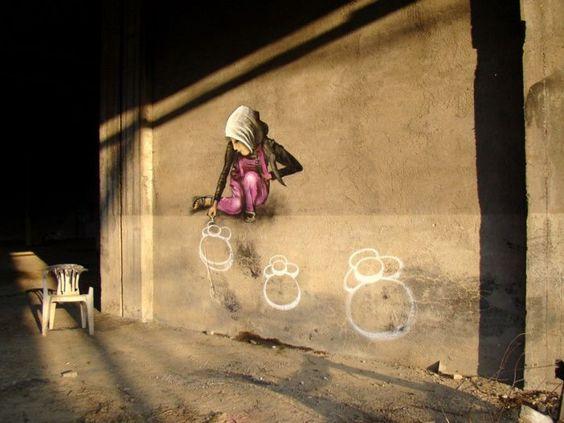 Arte callejero alrededor del mundo!