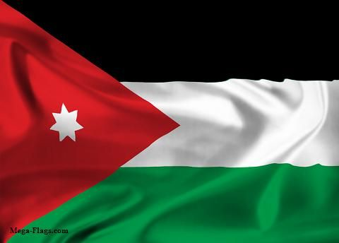 Jordanian flag..thinking of the Jordanian's today and many others  around the world who deserve us to learn more about their cultures and history so we can be more united as a world