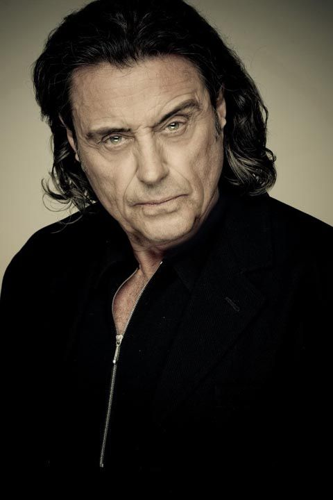 In Lucire Men today, Ian McShane as photographed by ...
