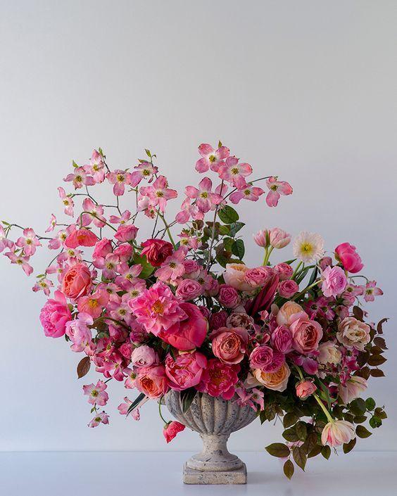 K'Mich Weddings - wedding planning - floral designs - thehousethatlarsbuilt
