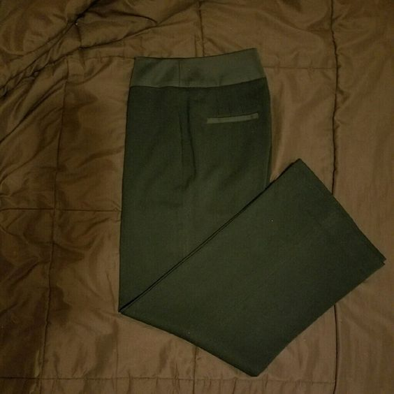 H&M tuxedo pants Used once for a work event Offers welcome H&M Pants Trousers
