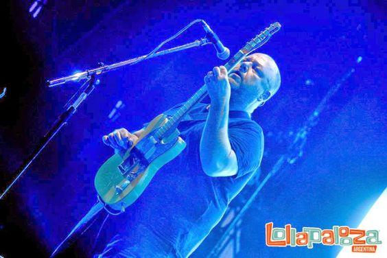 #LollaAR #7 - Pixies: um show incompleto e chato