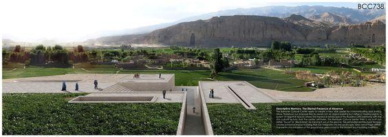 Arquitetos argentinos vencem concurso da UNESCO para o novo Centro Cultural de Bamiyan