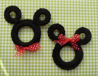 Whiskers & Wool: Some Mickey Mouse Fun (And Minnie Mouse too!)