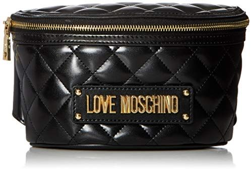 Love Moschino Womens Borsa Quilted Nappa Pu Satchel