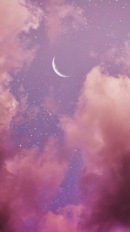 Wallpaper Iphone Iphone Wallpaper Stars Pink Moon Wallpaper Cute Wallpaper Backgrounds