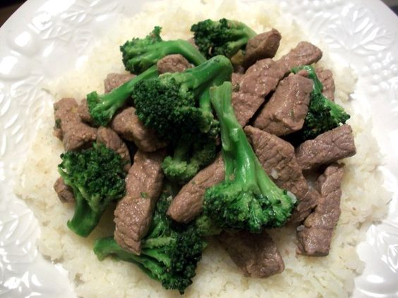 Medifast Sandy 39 S Kitchen Simple Beef With Broccoli Stir Fry Lean And Green Recipes