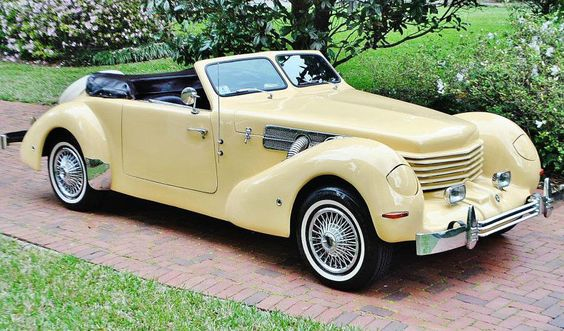 cord roadster - Google Search