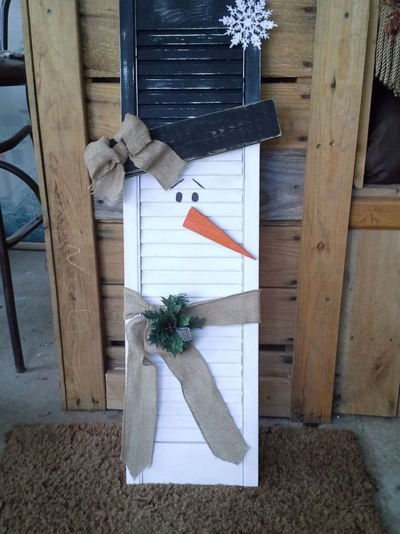 Pallet crafts crafting diy shutters and the old for How to make shutters from pallets