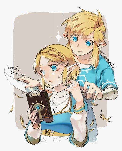 Natsuyon On Legend Of Zelda Legend Of Zelda Breath