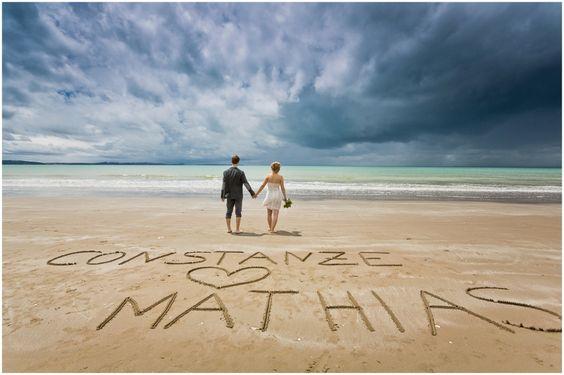 Destination-Wedding in Neuseeland | Ben Gierig - Exklusive Hochzeitsfotografie