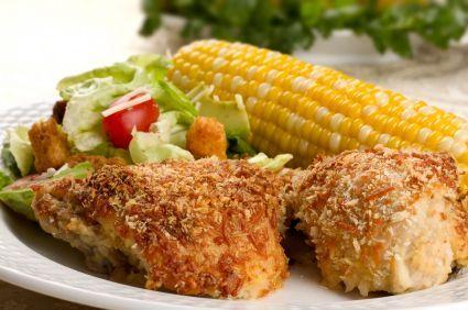 Crunchy Mexican Chicken