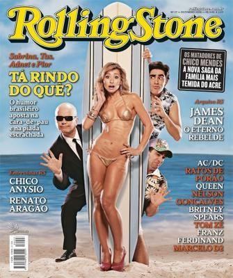Capas RS Brasil 27 - Comédia