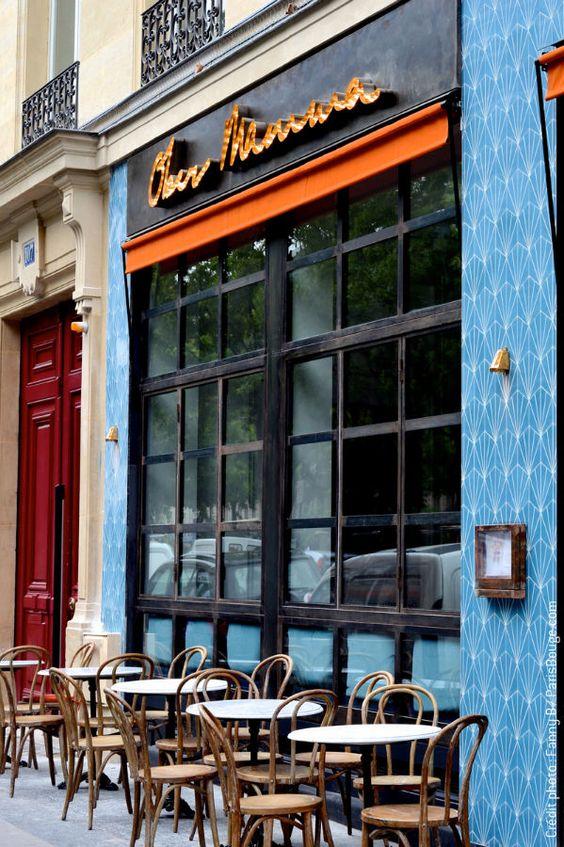 Ober Mamma Le Phenomene Italien Big Mamma S Installe Pres D Oberkampf Facade Restaurant Facades De Magasins Bonnes Adresses Paris