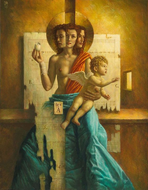 Jake Baddeley | Art&Tatucya:
