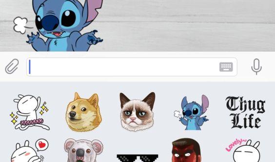 Llega la fiebre de los stickers a Telegram: dónde encontrarlos y cómo instalarlos....