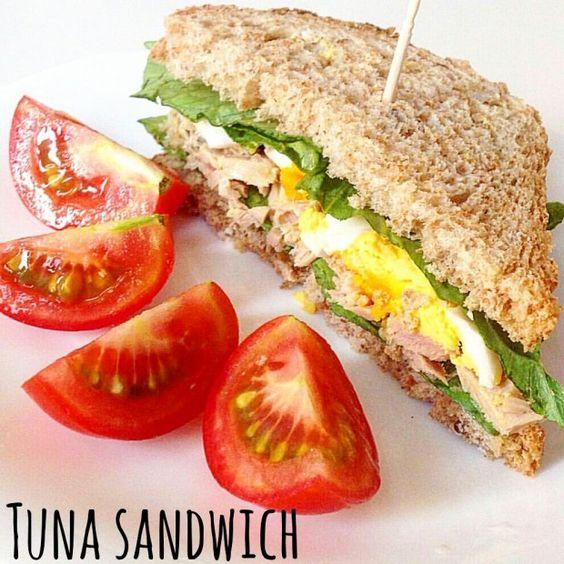 Tuna sandwich - Sandwich di tonno