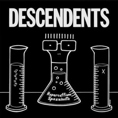 The Sciolist Gate: Descendents - Hypercaffium Spazzinate (2016)