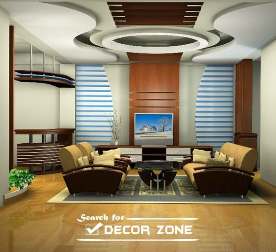Tray Ceiling Design Made Of Pop For Living Room  Ceiling Design Best False Ceiling Designs For Living Room Style Inspiration