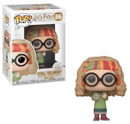 >86 Professor Sybill Trelawney Funko Pop