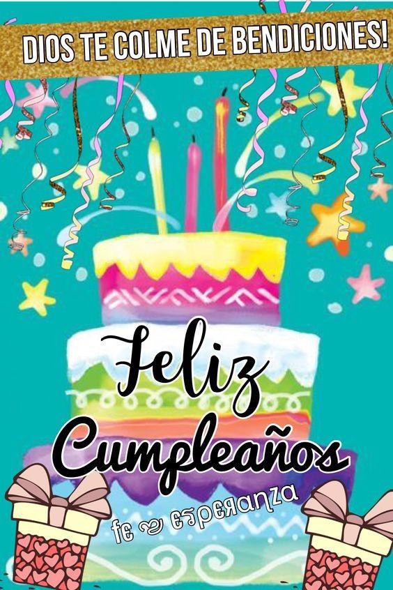 Pin De Ivette Vázquez Medina En Cumpleaños Mensaje De Feliz Cumpleaños Frases De Feliz Cumpleaños Tarjetas De Feliz Cumpleaños