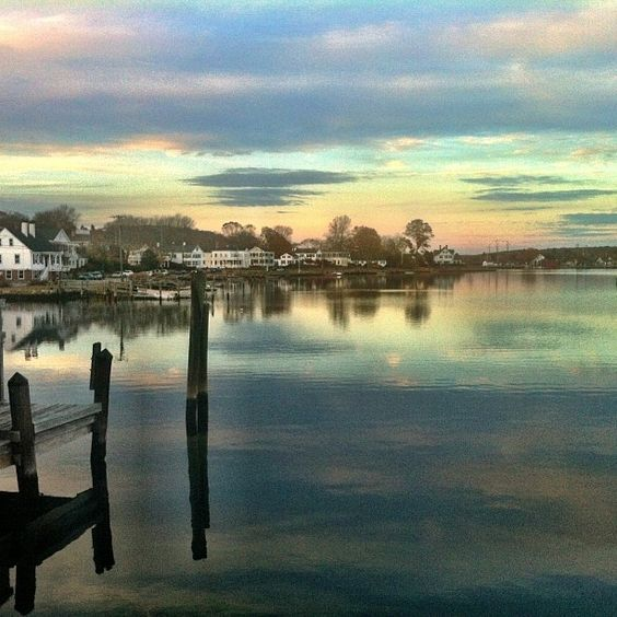 Mystic, Connecticut. Via @I am Marie. Instagram