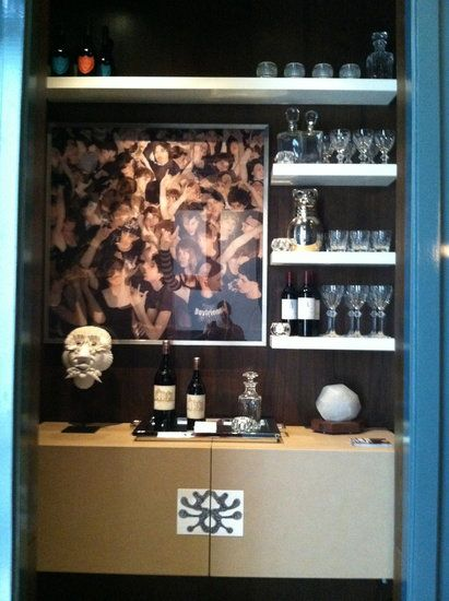 Looks like fun all in one place!–Kips Bay Decorator Show House