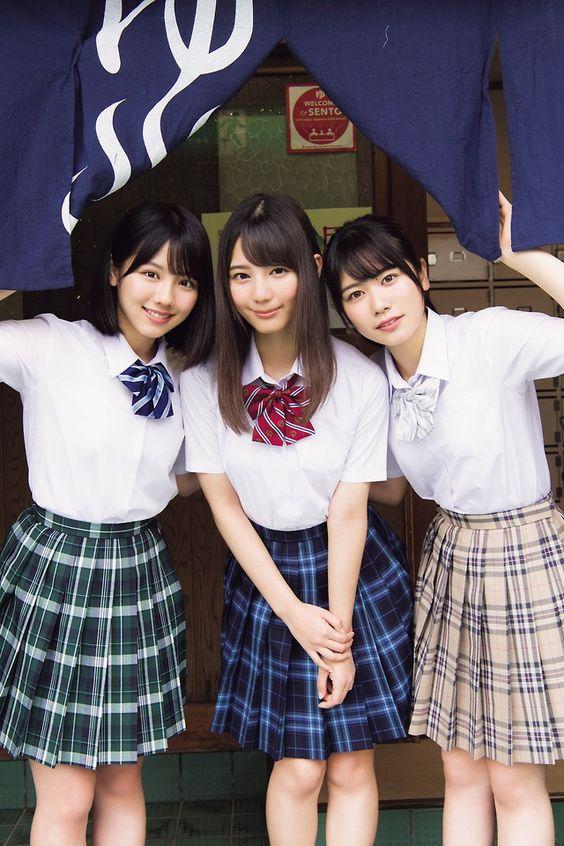 欅坂46の集合写真40