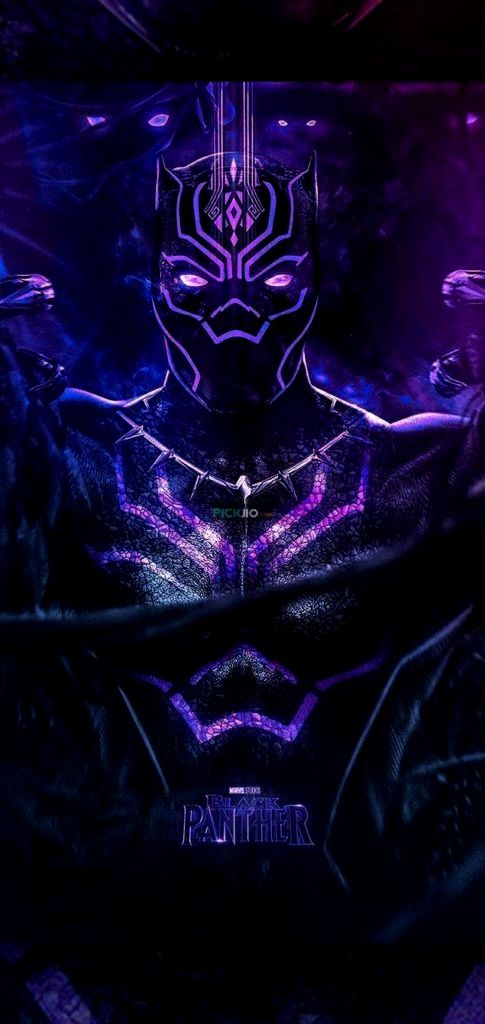 Black Panther Wallpaper 4k Mobile Gallery Black Panther Art Black Panther Black Panther Marvel
