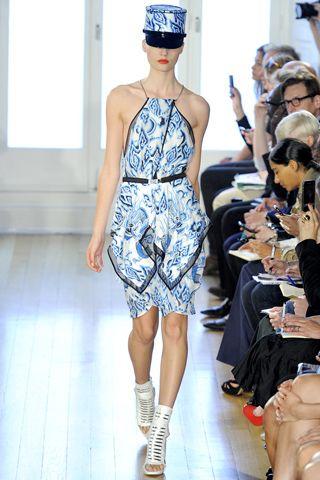 Spring 2012 Ready-to-Wear Julien Macdonald